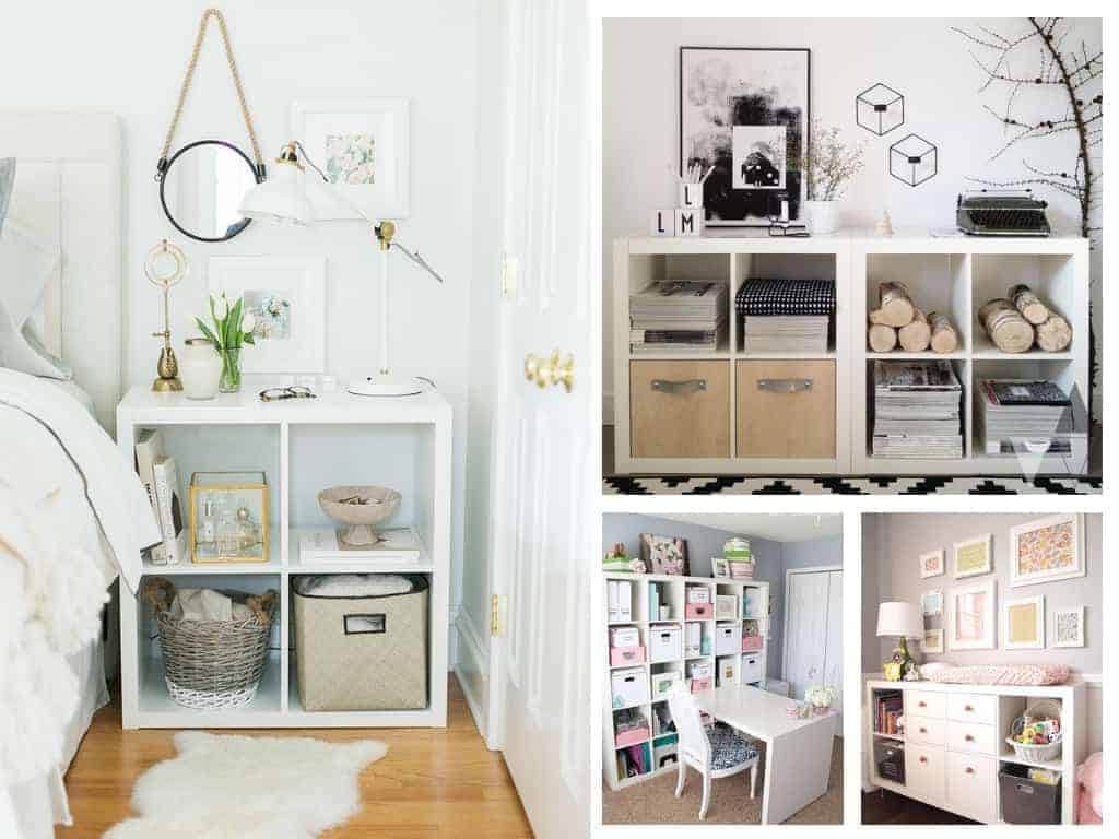 30 Ikea Kallax Inspiration Ideas Hacks For Every Room
