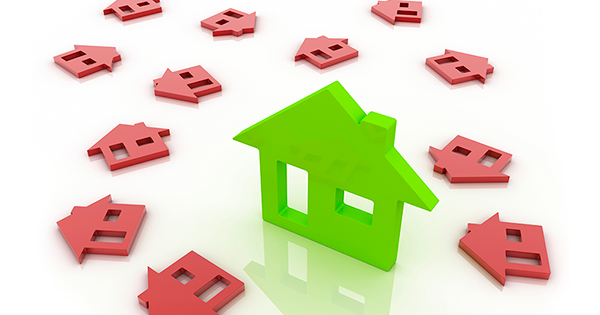 Home Sales are NOT Collapsing!   Simplifying The Market