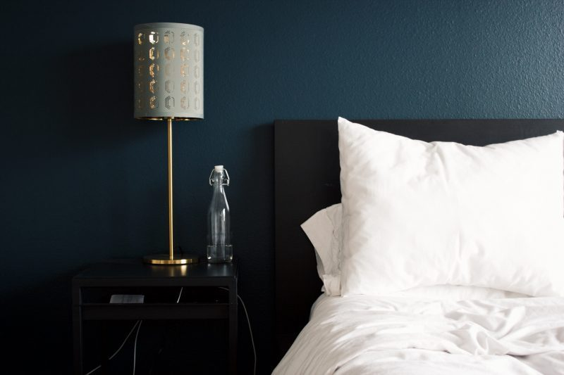 improve sleep by decluttering your