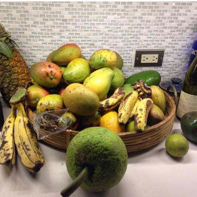 Jamaica-fruit