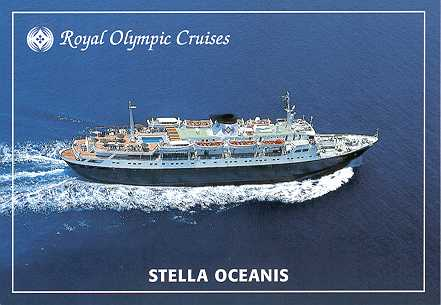 The Rise Fall Of Royal Olympic Cruises Crocierecouk - Grand voyager cruise ship