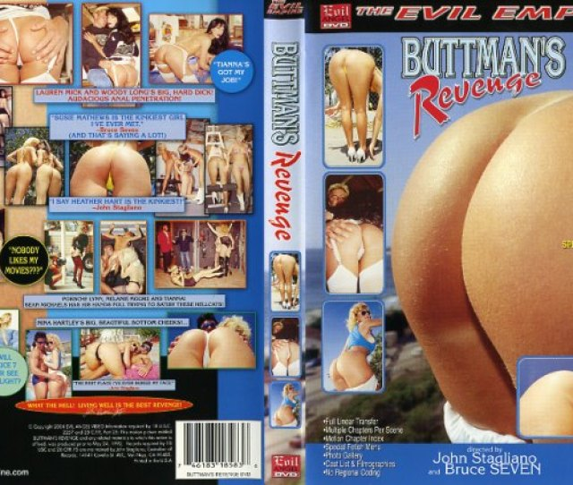 Buttmans Revenge Evil Empire Usa