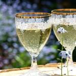 Vanilla Champagne