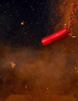 Firecracker scent