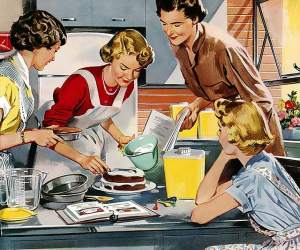 pixabay working mother