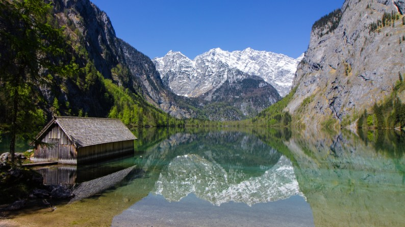 Obersee Fischunkelalm