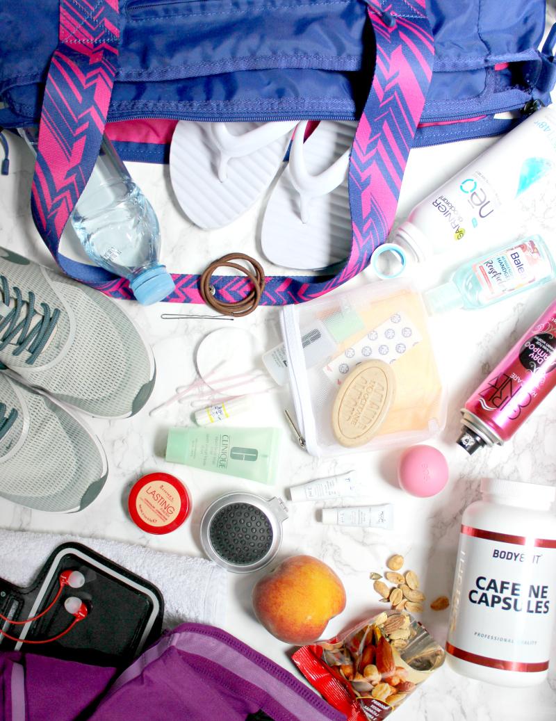 Šta nosim u torbi za teretanu