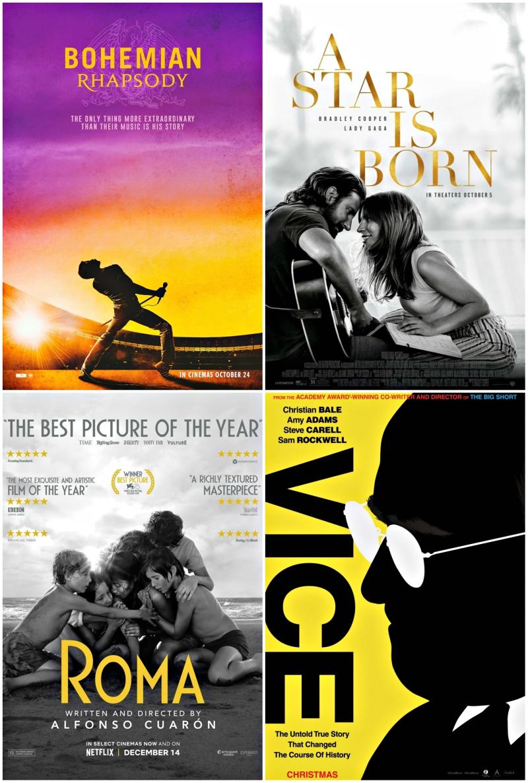 Oskari 2019: Koje filmove vrijedi pogledati a koje preskočiti