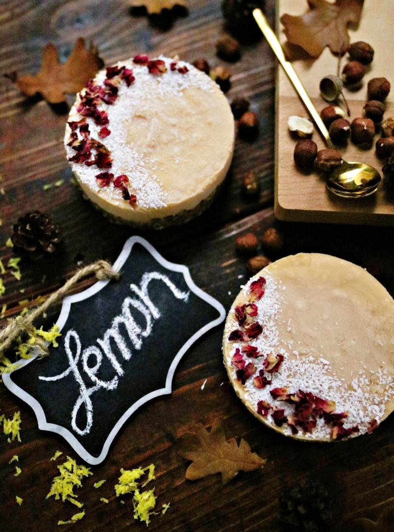 Sočni mini tart od limuna #sugarfree
