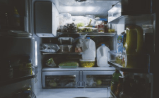Improved smart refrigerator
