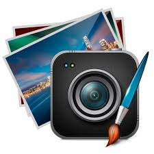 editing photos