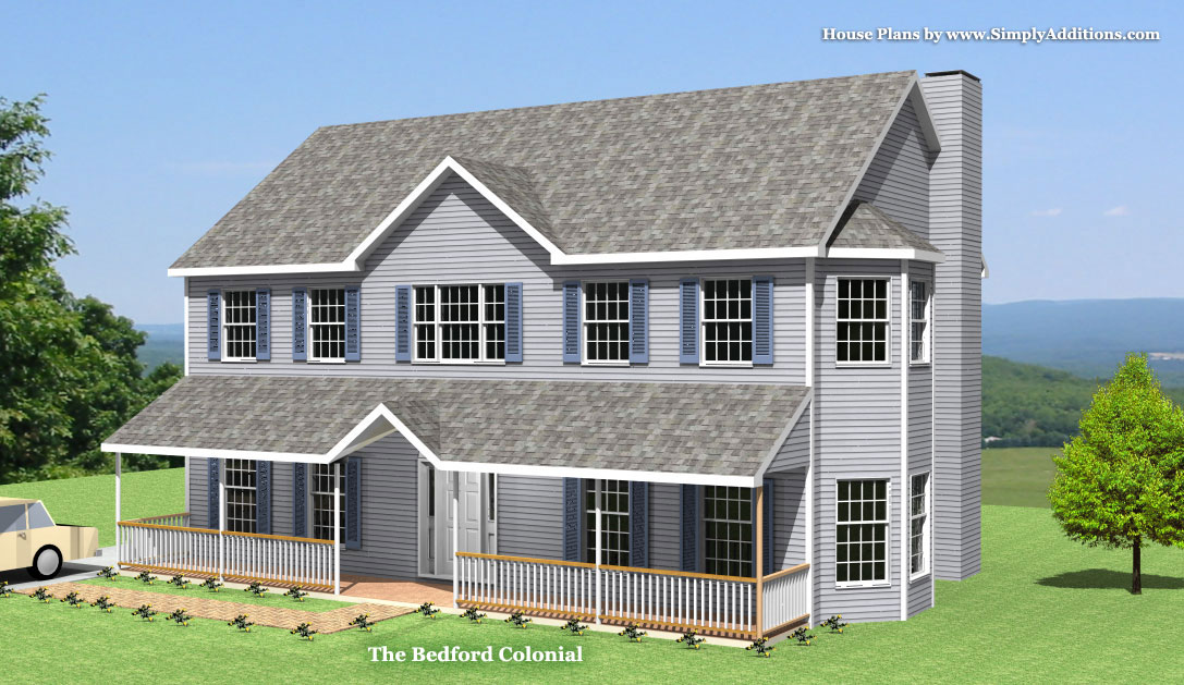 Bedford Modular Colonial House Bedford Colonial House Plans