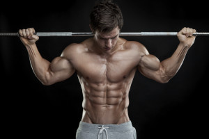 picture of a male that uses sarms