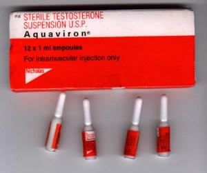 picture of aquaviron testosterone suspension