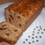 Chocolate Chips Banana Nut Bread (Gluten and Grain Free)
