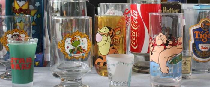 Toxic Lead In Decorated Drinking Glasses