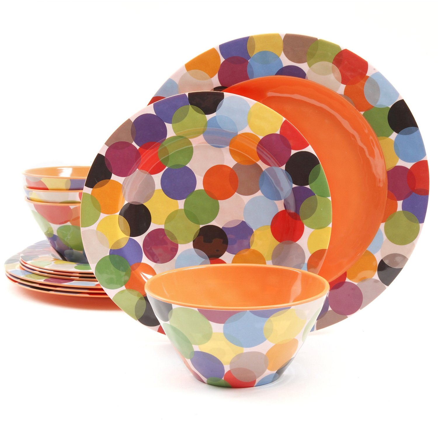 Melamine Dinnerware Sets