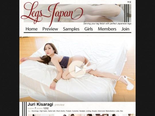 Legs Sex Japan