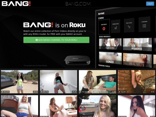 BANG On Roku