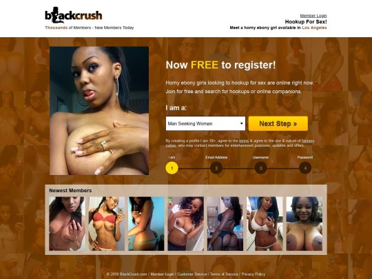 Black Crush