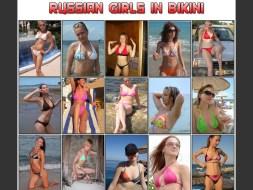 Russian Bikini