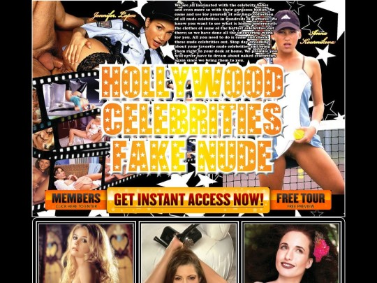 Celebrity Fakes