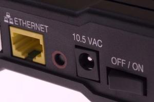 Connecting the office to the internet