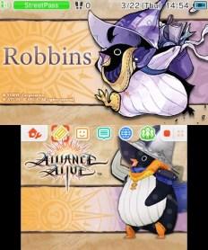 Robbins Theme