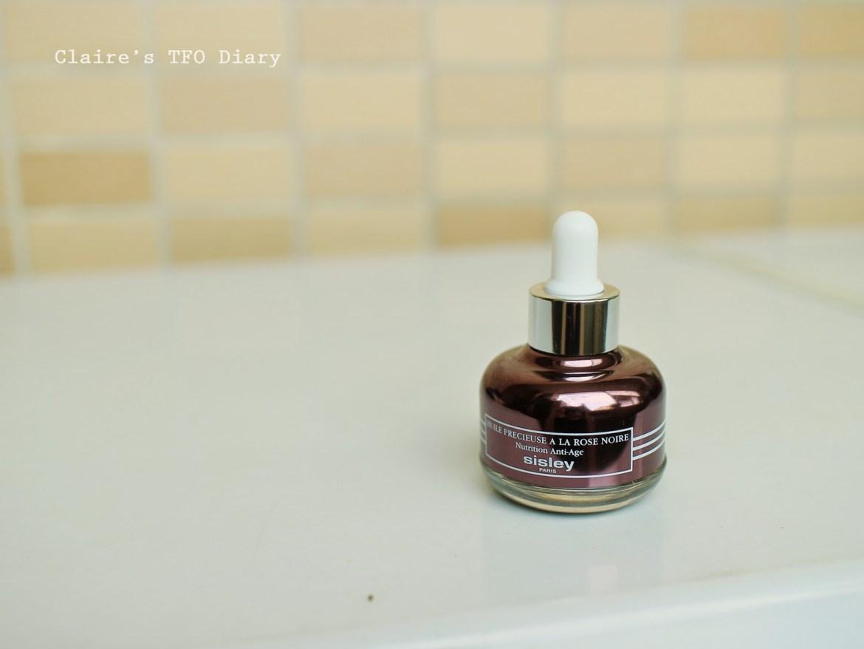 Sisley希思黎黑玫瑰滋養精華油