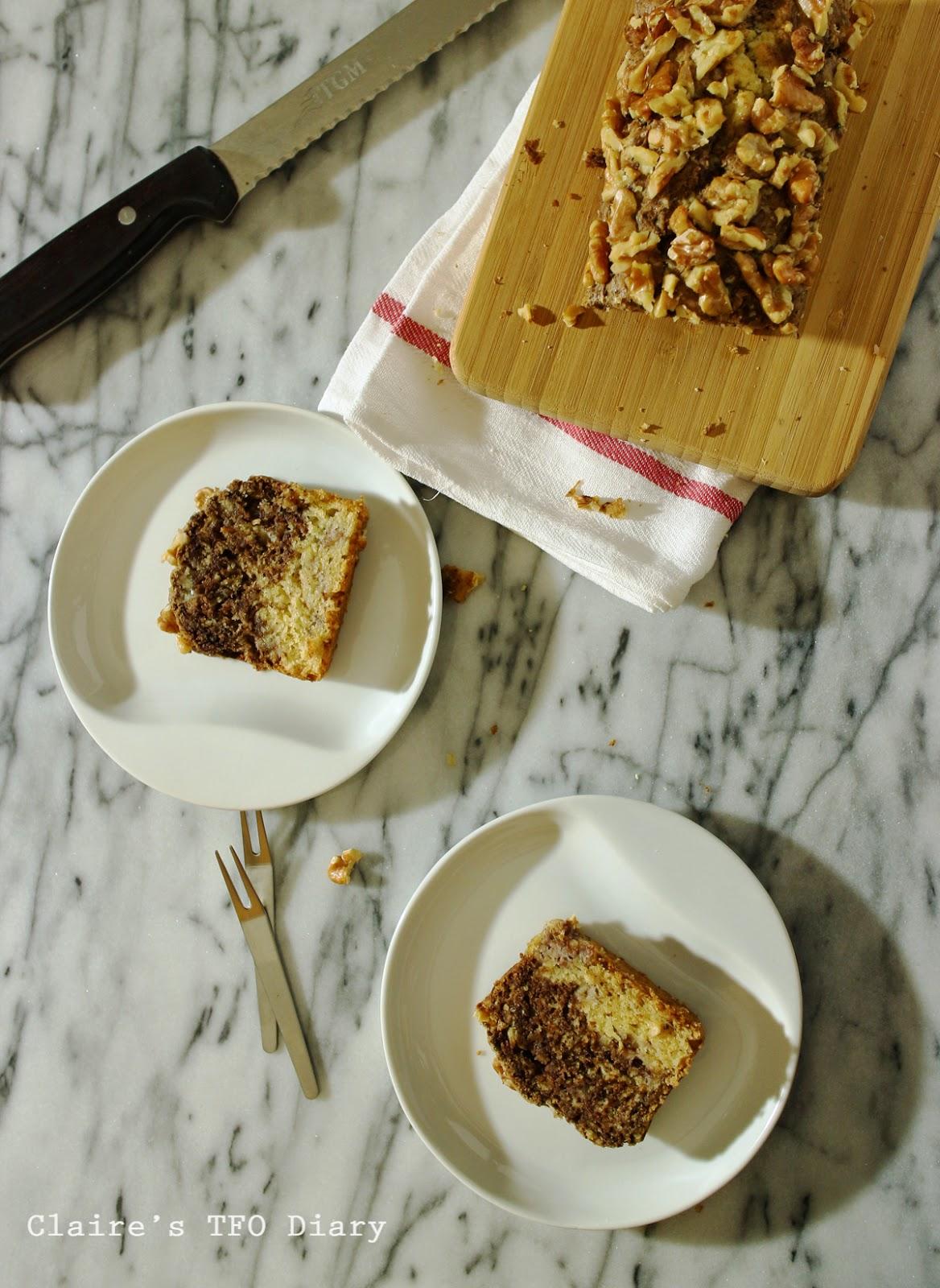 巧克力大理石蛋糕