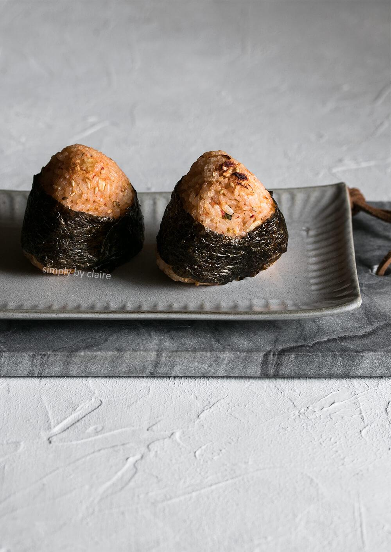 手作三角御飯糰 how to make onigiri