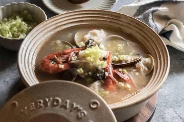 台式海產粥