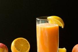 胡籮蔔柳橙汁
