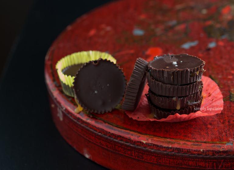 夾心巧克力