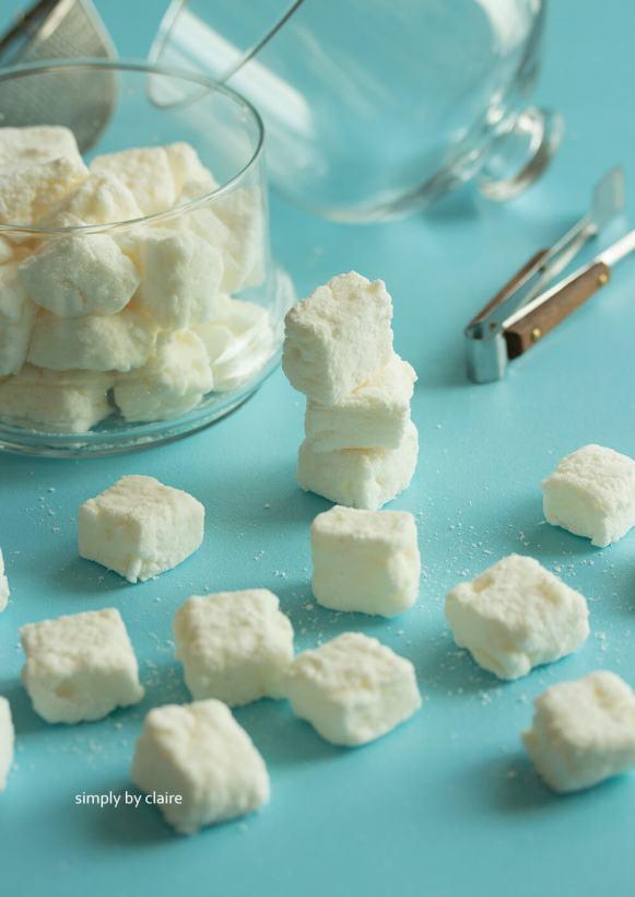 第二次失敗的棉花糖,反潮嚴重很黏手