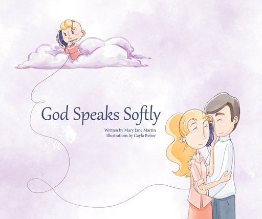 God Speaks Softly Cover