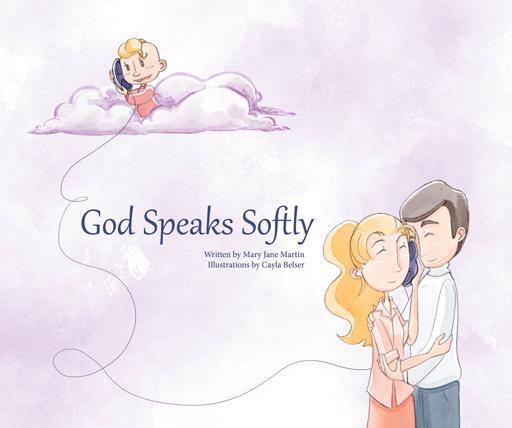 God Speaks Softly Cover