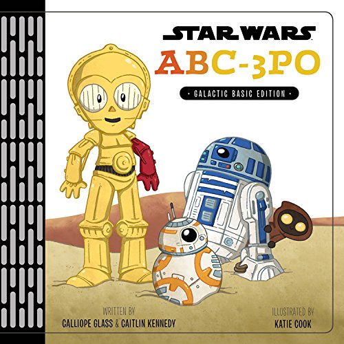 Best gifts for Star Wars Fans - Star Wars ABC-3PO: Alphabet Book Hardcover
