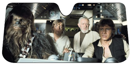 Best gifts for Star Wars Fans - Car sunshade