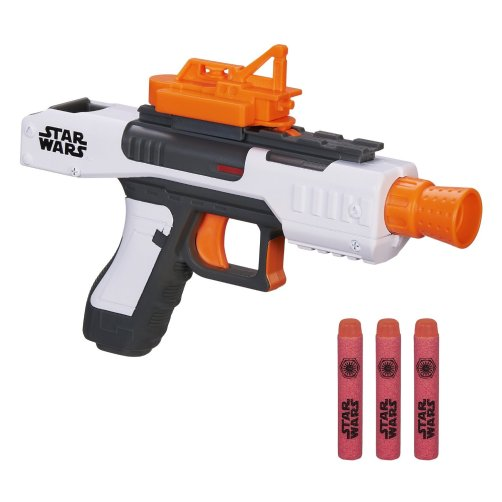 Best gifts for Star Wars Fans - Star Wars Nerf Episode VII First Order Stormtrooper Blaster