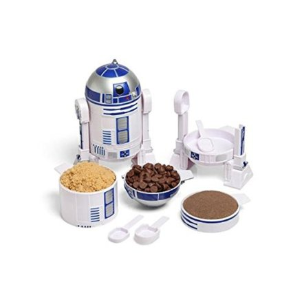 best gifts for Star Wars Fans - R2D2 measuring cups