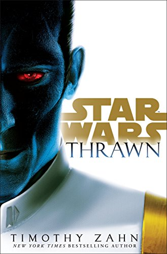Best gifts for Star Wars fans - BOOK - Star Wars Thrawn PRE-ORDER hardback and Kindle
