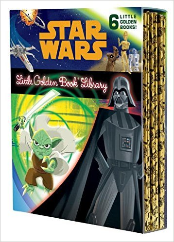 Best Gifts for Star Wars Fans - Best gifts for Star Wars Fans- The Star Wars Little Golden Book Library (Star Wars) (Little Golden Book: Star Wars) Hardcover