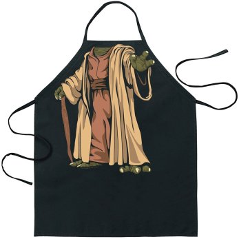 Best gifts for Star Wars Fans - Yoda Apron