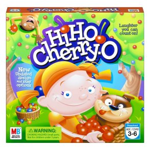 HOLIDAY GIFT GUIDE 2016 HOTTEST TOYS AGES 2-4 HI HO CHEERIO GAME