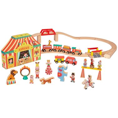 Holiday Gift Guide - Ages 2-4 Janod Story Express Circus