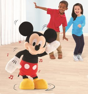 2016 HOLIDAY GIFT GUIDE AGES 2-4 HOTTEST TOYS - HOT DIGGITY DANCING MICKEY