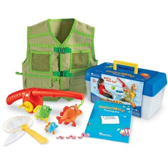 HOLIDAY GIFT GUIDE 2016 HOTTEST TOYS AGES 2-4 Learning Resources Pretend & Play Fishing Set