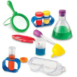 HOLIDAY GIFT GUIDE 2016 STEM TOYS FOR TODDLERS Learning Resources Primary Science Lab Set