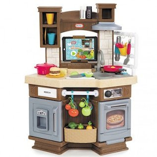 Holiday Gift Guide - Ages 2-4 little tikes cook & learn smart kitchen